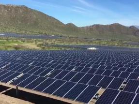 Inauguran la planta fotovoltaica Quilapilún, de 110 MW