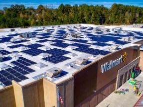 Walmart instala un total de 4 MW fotovoltaicos en las azoteas de distintas tiendas del país