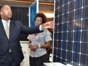La isla que quiere ser solar