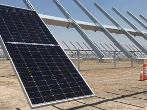 Tlaxcala: Comienza la instalación del parque solar Magdalena II, de 220 MW, el primero de Enel con paneles bifaciales