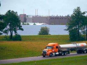 Rolls Royce Subsidiary celebrates ground-mounted solar array in South Carolina