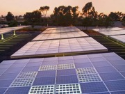 Canadian power firm buys first solar farms