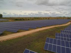 Conectada a red la planta fotovoltaica Yarnel, de 9,5 MW
