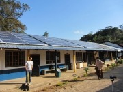 REC donates solar panels for two rooftop installations in Tanzania