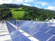 Innotech Solar supplies Austrian industrial park with PV modules