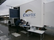 Enertis Solar offers onsite testing services with PV-Mobile Lab
