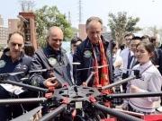Solar Impulse reaches China