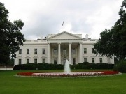 Solar panels installed at the White House