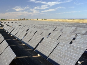 Sterling and Wilson Awarded the World's Largest Solar PV Plant