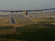 Solar Impulse 2 lands in Spain