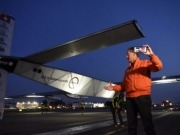 Solar Impulse 2 Lands in Pennsylvania