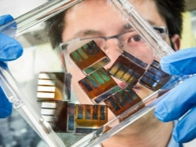 Spray-on solar power could soon be a reality