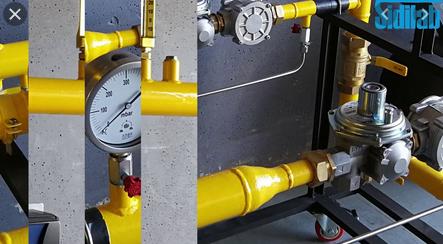 Se instala, por primera vez en España, una pila de hidrógeno en la red de gasoductos