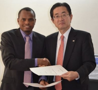Toshiba signs geothermal development deal with Djibouti