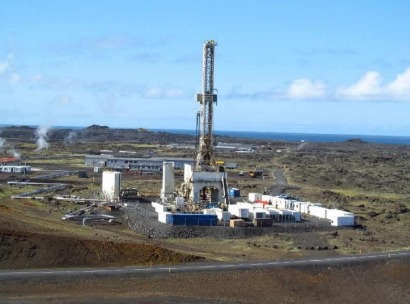 Engineers dig deepest geothermal well in active volcanic area
