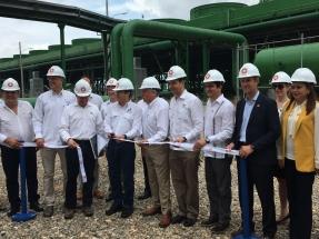 Inauguran Platanares, la primera planta geotérmica del país, y Ormat obtiene para su financiamiento 125 millones de dólares