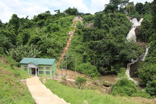 BPA Completes Ghana's First Micro Hydropower Plant