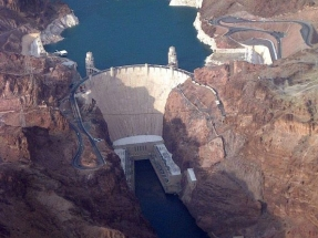 US Dept. of Energy Announces Availability of Hydroelectric Incentive Funds