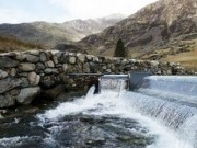 National Trust switches on first hydro turbine in Wales
