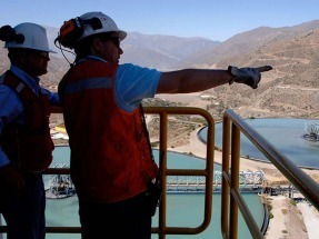 Los Pelambres to pull out of Alto Maipo Project