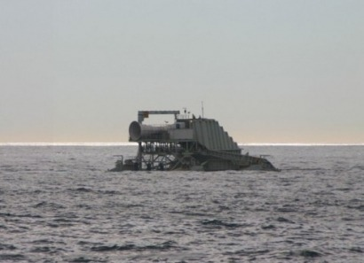 OWC wave energy device close to commercialisation