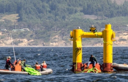 Wave energy test facility reaches pre-construction milestone