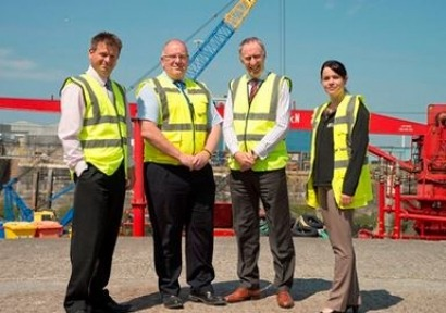 Tidal Energy Ltd announces partnership with Port of Milford Haven