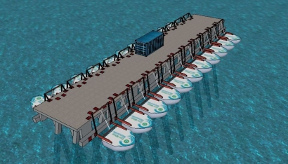 Eco Wave Power to start construction of its first wave-power project in Mexico