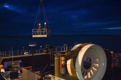 OpenHydro and Alderney Renewable Energy forge joint to develop tidal array