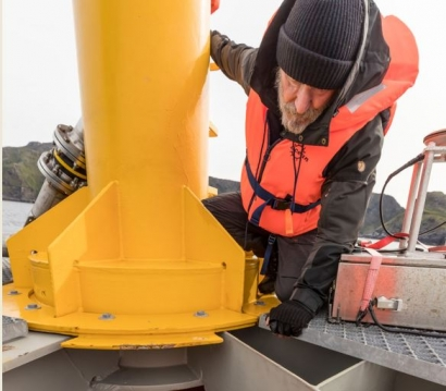 Waves4Power begins delivering wave power to the Norwegian grid