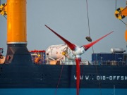 Tidal turbine powers up in Scotland