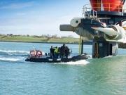 La bahía de Fundy acogerá una turbina de corrientes marinas de 2 MW