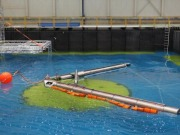 Danes invent two-legged wave energy converter