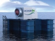 Oceanlinx launches wave energy converter in Australia