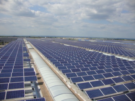 Martifer Solar delivers first grid parity project in Italy to Ikea
