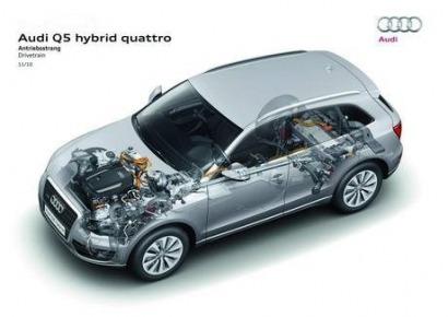 Audi se pone las pilas