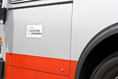 More than 75,000 electric drive buses will be on road by 2018