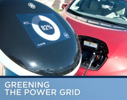 UCLA working on building a smarter, greener power grid