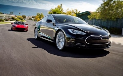 Tesla Motors' electric vision