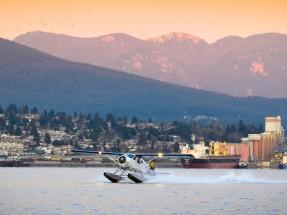 Se vienen los hidroaviones eléctricos para vuelos cortos