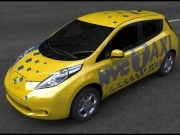 Taxi! But make it an electric one