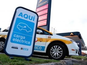 De Colonia a Punta del Este, la primera ruta eléctrica de América Latina