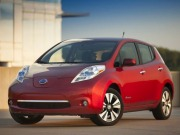 Nissan Leaf sets new annual EV sales record in US
