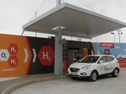 Abengoa completes construction of its second hydrogen service station