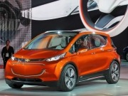 Chevy rolls out Bolt EV Moniker