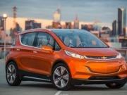 General Motors unveils battery-powered Chevrolet Bolt