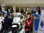 Terra Motors unveils the