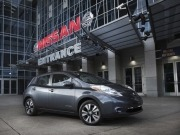 Nissan breaks 25,000 sales threshold in US for all-electric Leaf