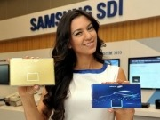 Samsung unveils high energy density battery for EVs