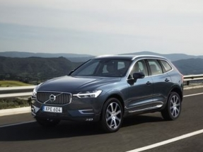 All Volvos will be hybrid or electric after 2019
